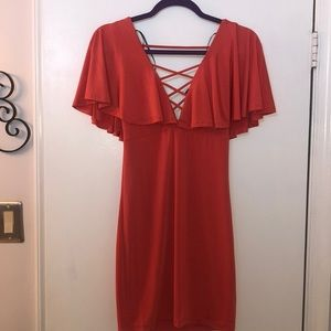 NWT Coral Dress Size Small